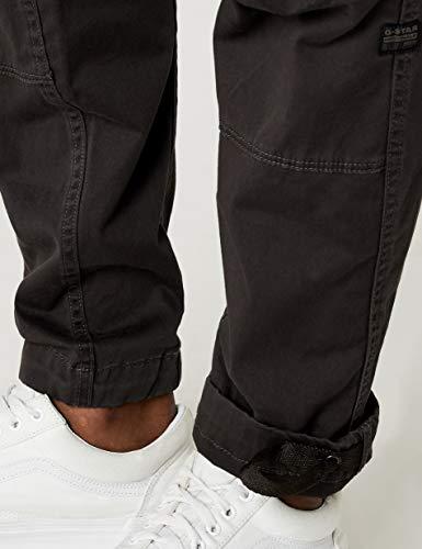 G-STAR RAW Rovic Zip 3D Straight Tapered Pantalon Homme