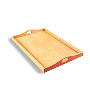 Wooden Tea Tray - Newcastle Furniture Company (Maple