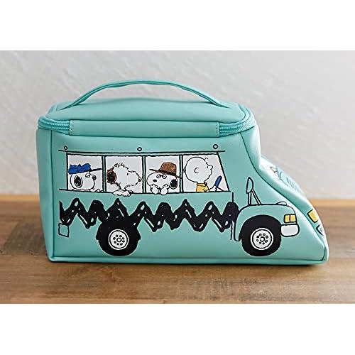 SNOOPY スクールバスのマルチポーチ BOOK beagle brothers 付録