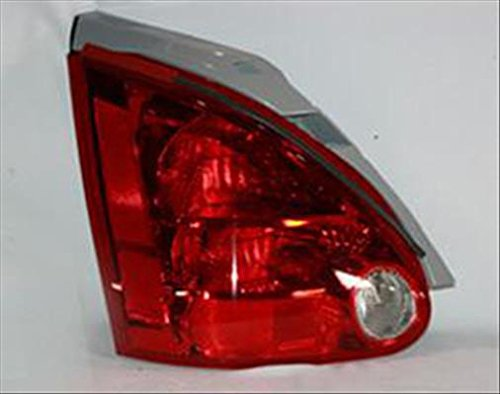 Multiple Manufacturers NI2800160N OE Replacement Tail Light Assembly NISSAN MAXIMA 2004-2008 Partslink NI2800160