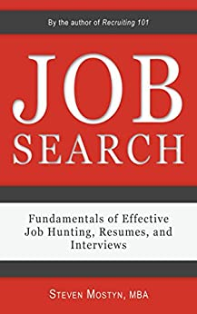 Job Search Fundamentals Effective Interviews ebook product image