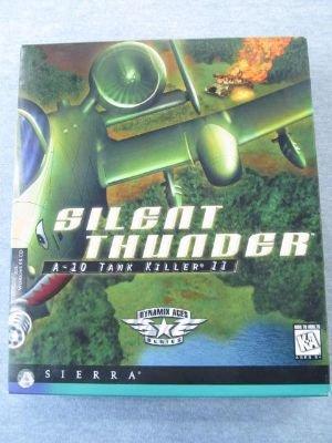 Silent Thunder A-10 Tank Killer 2    C/W95/Us