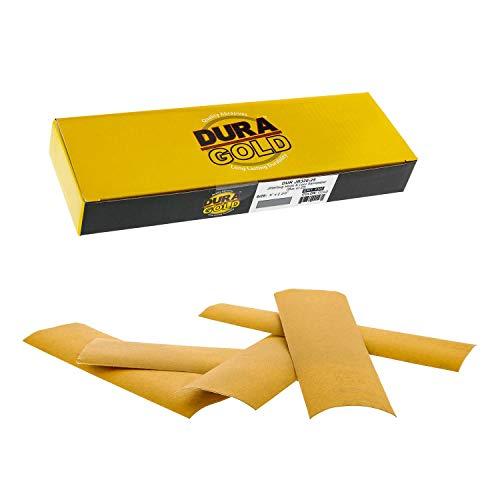 25 Lijas Dura-Gold 22.9cm x 6.7cm Grano 320