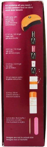 Sally Hansen Salon Pro Gel Starter Kit, Wine Not by Sally Hansen (Image #6)