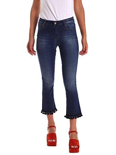 Jeans Rose Donna 73dr22000 Blu Denny aTxEqRa