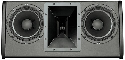 Electro-Voice FRi-2082-BLK Dual 8'' 2-Way Low Profile Fixed Install