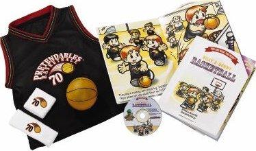 Basketball Player Child Costume Play Set - One