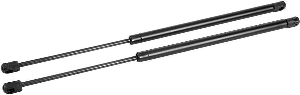 Gas Strut Lift Support Rear Tailgate Lifter for Vauxhall Meriva MPV 2003-2010 5132262 Black Wakects Steel Tailgate Boot Gas Struts