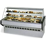 Federal Industries SQ-5B Market Series Non-Refrigerated Bakery Case