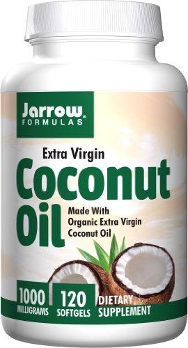 Jarrow Formulas Coconut Virgin 1000mg