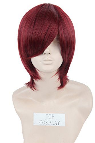Topco (Red Halloween Wigs)