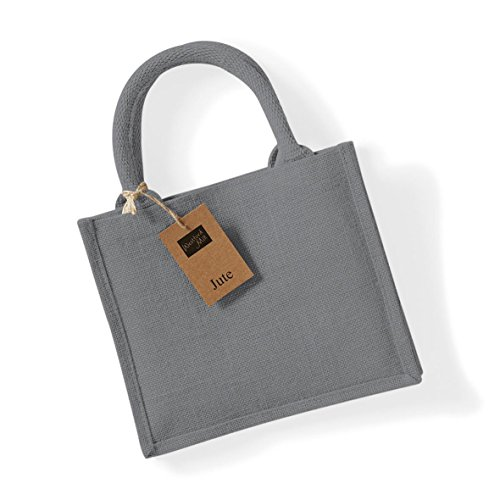 Price comparison product image Westford Mill Jute mini gift bag