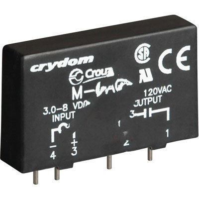 Crouzet Relays M-OAC5: , MODULE; 20 MA (OPERATING); 3 MA (RMS) (MAX.); 8.33 NS; 8.33 MS