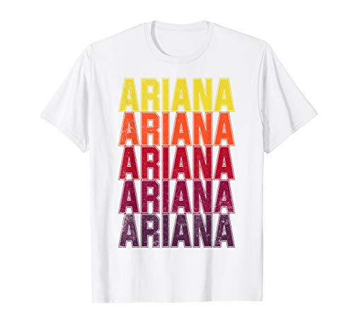 I Love Ariana T-Shirt - Deluxe Style