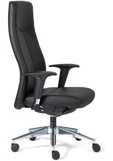 Chefsessel stoff  Rovo Chair Bürostuhl / Chefsessel ROVO XP Stoff schwarz: Amazon.de ...