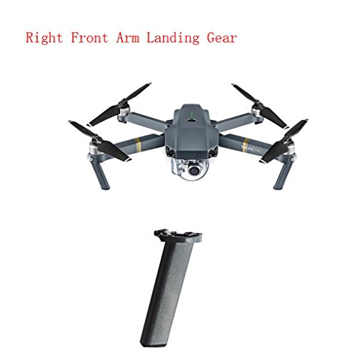 - bestpriceam Clearance Right Front Arm Landing Gear Repair Parts For DJI Mavic Pro