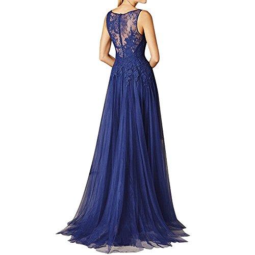 Elegant Partykleider Braut Schleppe La mit Spitze Festlichkleider Abendkleider Langes mia Brautmutterkleider Orange Ballkleider 4OwxqHB6n