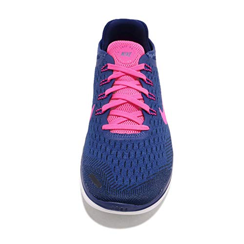 601 Deep Royal Nike Trail Blue Women Obsidian Running Blast Shoes Pink s 846329 qxZO0Tt