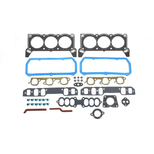 CNS EH10120 Graphite Cylinder Head Gasket Set for 3.8L 232 Ford Taurus Thunderbird & Supercharged Lincoln Continental Mercury Cougar & Supercharged Sable 89-93 V6 Engine