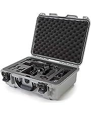Nanuk Waterproof Hard Case with Foam Insert for DJI Ronin RSC 2 and Pro Combo Version - Silver