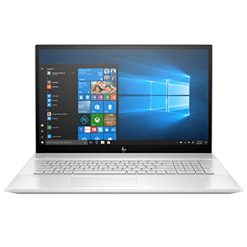 HP Envy 17T Touch 2019 Model, Intel Core i7-8565U Quad Core, 512GB SSD, 16GB RAM, Win 10 Pro HP Installed,17.3 FHD WLED Touch, Nvidia 4GB DDR5 MX250 (512GB SSD), 3 Years McAfee Internet Security