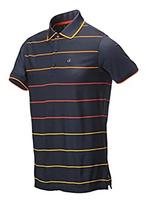 Calvin Klein Linear Px5 Golf Polo Shirt
