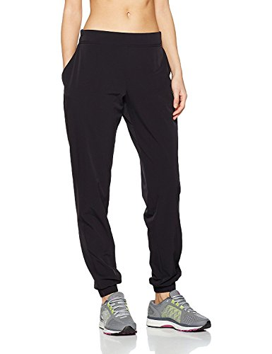 Nike Womens Woven Quick Dry Jogger Pants Black M