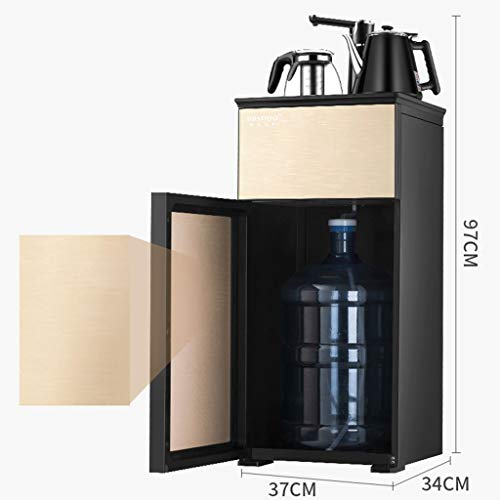 Hot Water Dispensers Household Vertical hot Water Dispenser Bedroom Water Dispenser Cold and Heat Energy Saving Small Multi-Function Automatic hot Water Dispenser Intelligent hot Water Dispenser by Combination Water Boilers Warmers (Image #5)