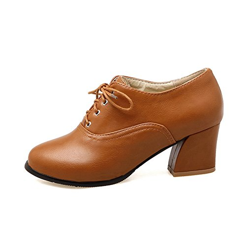 Chaussures BalaMasa jaunes femme b6PMCLruM