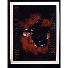 "KEN SHAMROCK ""worlds most dangerous man"" 8X10 COLOR PHOTO"