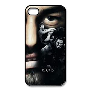 iPhone 4,4S Phone Case Black WWE DY7687741