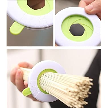Spaghetti Pasta Limiter Noodle Measurer Portions Controller Tool Adjustable