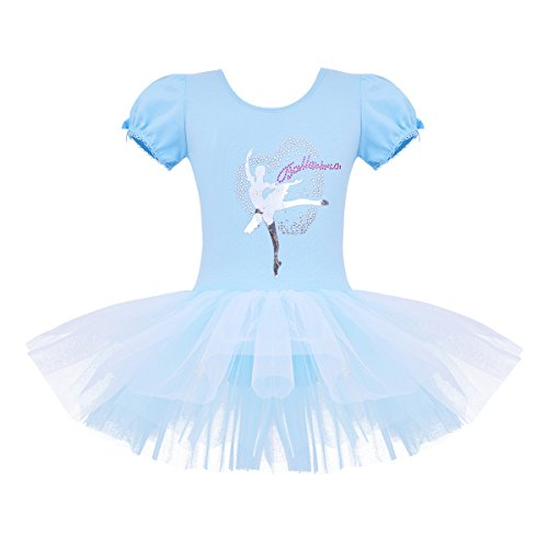 Costumes For Ballet Dancers - YiZYiF Baby Girl's Ballet Outfits Leotard Tutu Dancewear Party Dress (2-3(Shoulder to