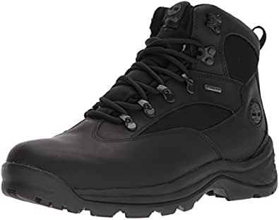Timberland Men's Chocorua Trail Mid Waterproof, Black