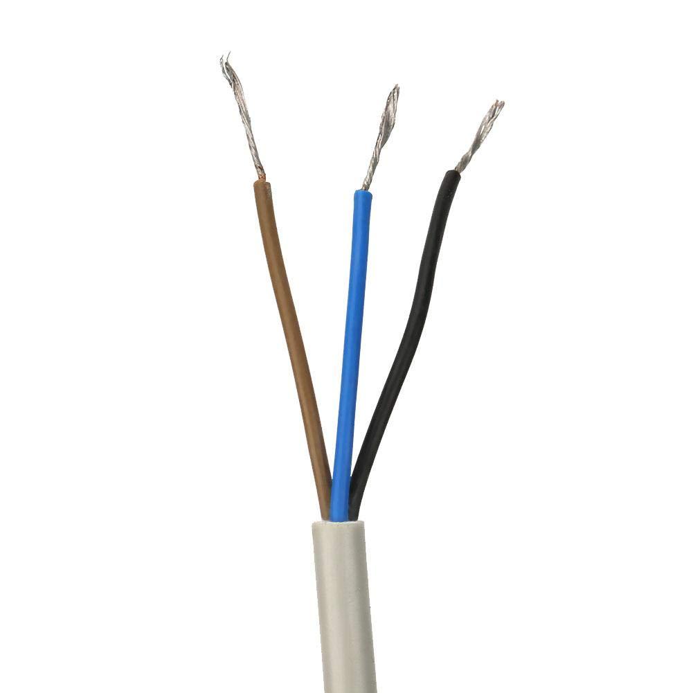 Liukouu E3F-DS20P1 D/étecteur de proximit/é photo/électrique PNP D/étecteur inductif /à r/éflexion diffuse normalement ouvert