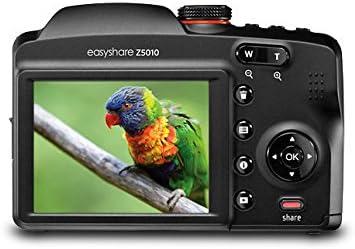 C/ámara Digital 14 MP, 4288 x 3216 Pixeles, CCD, 21x, HD, Negro Kodak EasyShare Z5010 C/ámara Puente 14MP 1//2.3 CCD 4288 x 3216Pixeles Negro