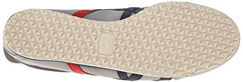 Onitsuka Tiger Mexico 66 Fashion Sneaker Grigio Chiaro / Blu Scuro