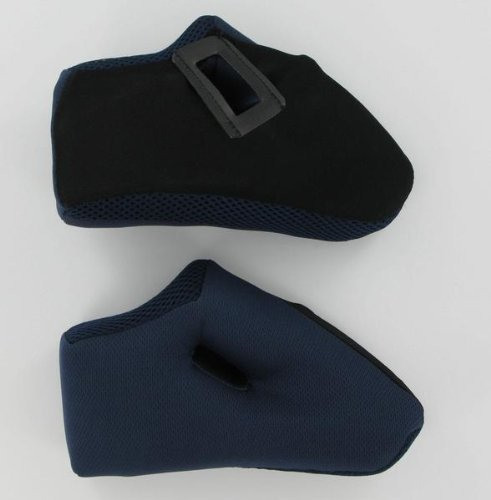 AGV Helmet Cheek Pads for K3 - 2XL KIT03211 Size: XX-Large Color: Blue, Model: , Outdoor&Repair Store (Agv Helmet Sizes)