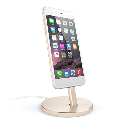 Satechi Aluminum Desktop Lightning Charging