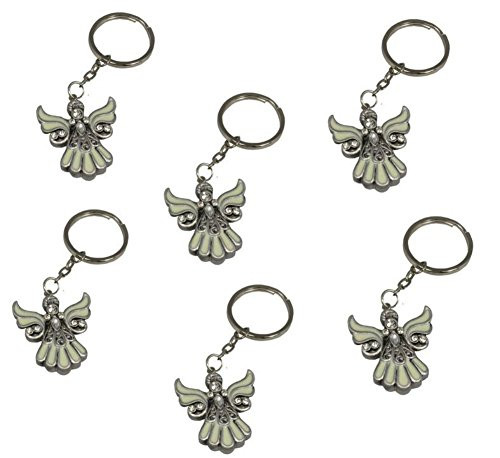 Angel Design Key Chain Favor