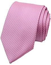 Noltrom | Corbata Slim delgada formal para hombre. Accesorio elegante de alta calidad para todo tipo de evento y oficina. Corbata lisa diseño elegante y fino. Men's tie. Accesorio de traje para caballero.