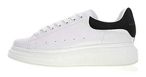 Alexander McQueen Oversized Runner Sole 441631Whgp59061 White Scarpe  Running Uomo Donna  Amazon.it  Scarpe e borse e169960d190