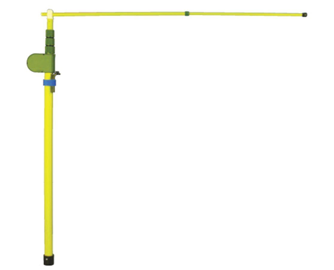 AdirPro 26 ft. Digital Measuring Pole with Truck Height Stick