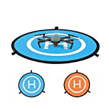 EXSPORT D75cm Drone Landing Pad for DJI Mavic Pro Phantom 3 Phantom 4 Inspire 1 and all Other Quadcopters