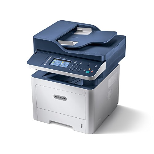 Xerox WorkCentre 3335/DNI Monochrome Multifunction Printer, Amazon Dash Replenishment Enabled (Workcentre 6027 Color Led All In One Printer)