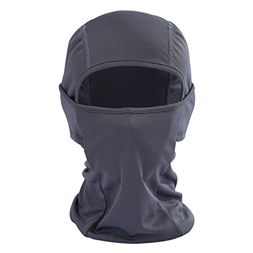 Ezyoutdoor Motorcycle Cycling lycra Balaclava Full Face Mask For Sun UV Protection Balaclava Ski Mask Premium Face Mask (Dance Costume Suppliers Uk)