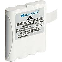Midland AVP8 Nickel Metal Hydride Battery Packs for LXT Series GMRS Radios - Pair