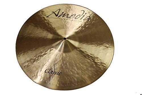 [Amedia Classic Medium Thin Crash Cymbal 19