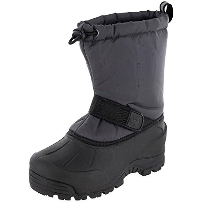 Northside Kid's Frosty Winter Snow Boot