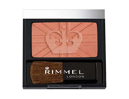 Rimmel Lasting Finish Mono Blush with Brush 190Coral 271150